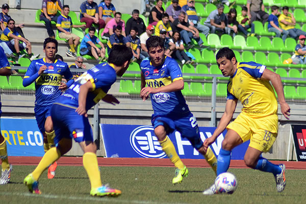 Everton vs San Luis 1