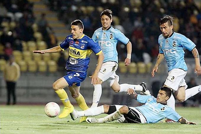 Everton vs Coquimbo Unido