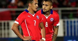 Sanchez vs Vidal Chile