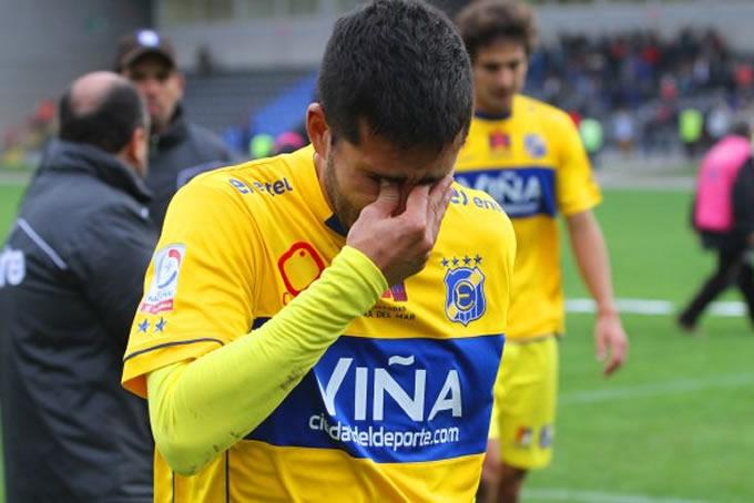 Derrota Everton