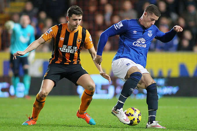 Everton vs Hull City