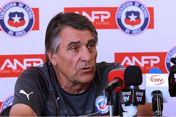 Hugo Tocalli Seleccion Chilena Sub 20