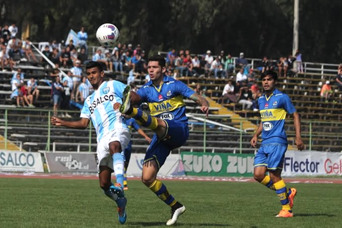 Everton vs Magallanes 1