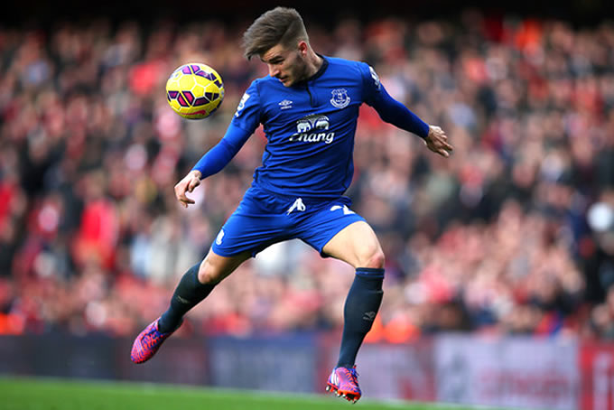 Luke Garbutt Everton FC