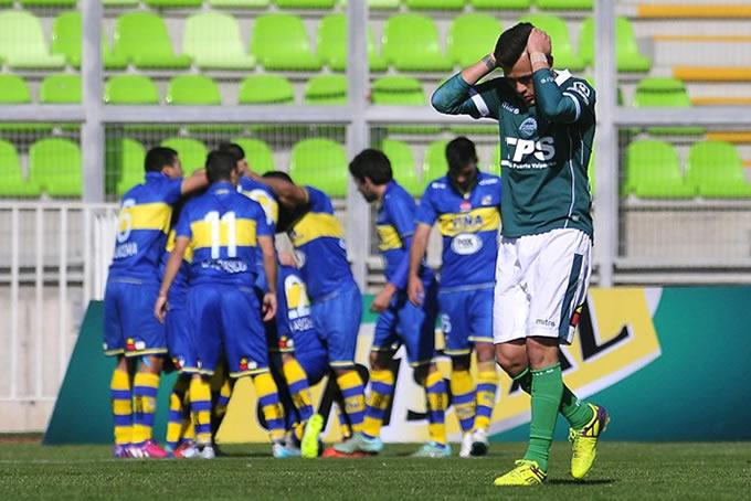 Paternidad Everton Wanderers Clasico Porteño