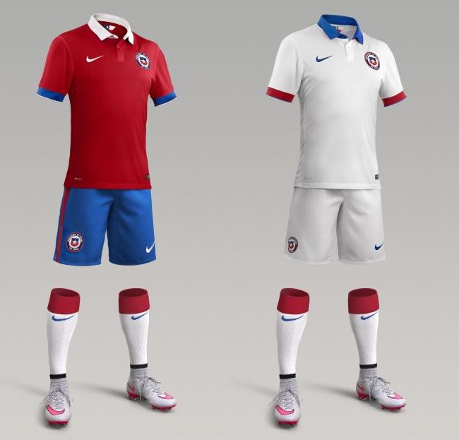 Camiseta Seleccion Chilena Nike