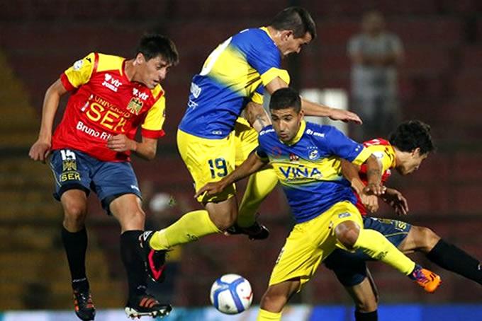 Everton Union Española 1