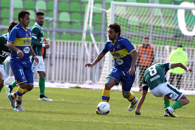 Everton Wanderers Clasico Porteño 2