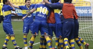 Everton Wanderers Clasico Porteño 7