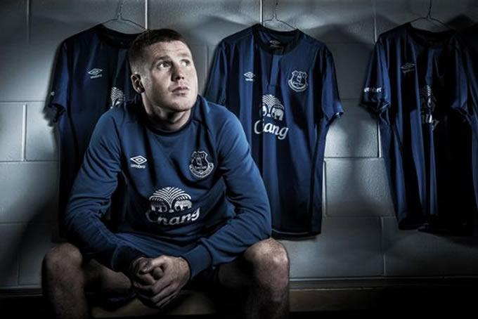 James McCarthy Everton FC