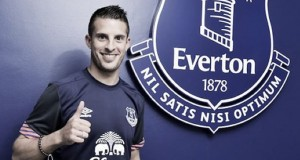 Kevin Mirallas Everton FC