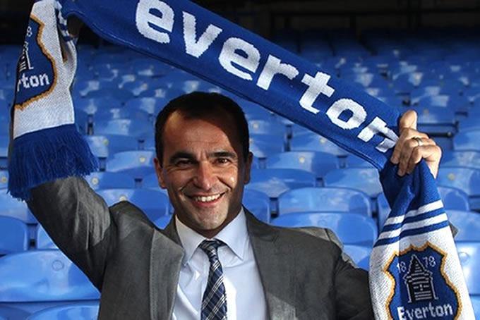 Roberto Martinez Everton FC 6