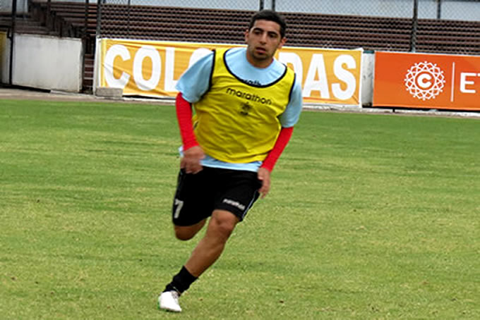 Sebastian Pulpito Gonzalez Everton