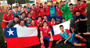 Seleccion Chilena Sub 20 Campeon 2
