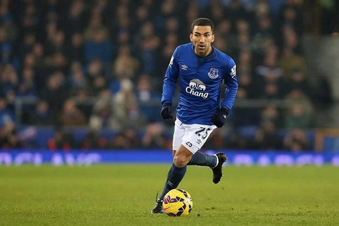 Aaron Lennon Everton FC