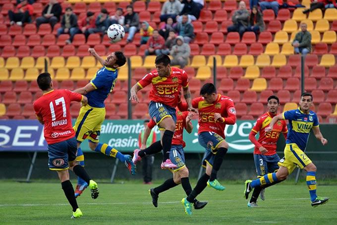 Everton vs Union Española 10