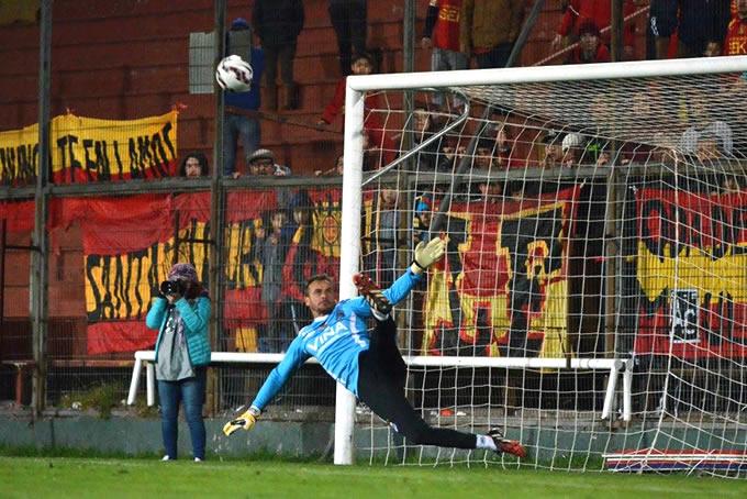 Everton vs Union Española 12