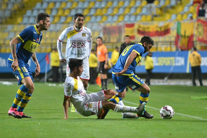 Everton vs Union Española 6