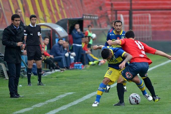 Everton vs Union Española 9