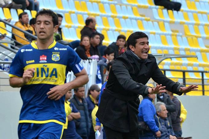 Victor Rivero Everton 9