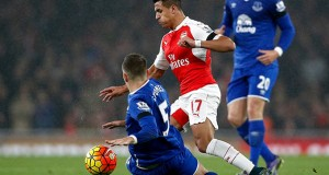 Everton vs Arsenal 3