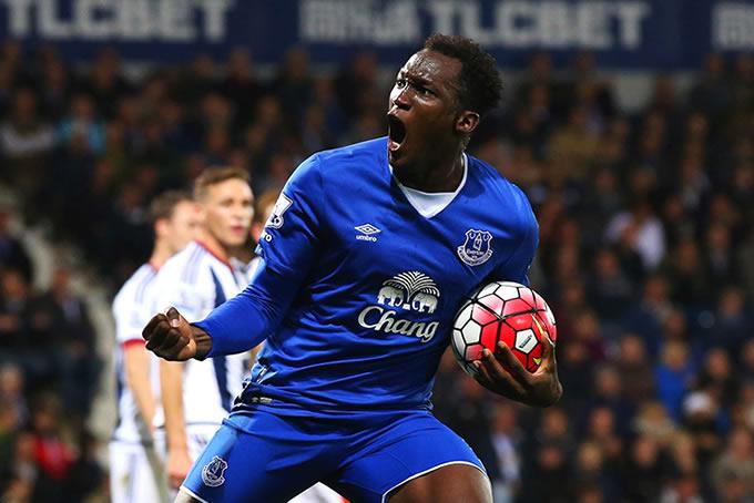 Romelu Lukaku Everton FC 3