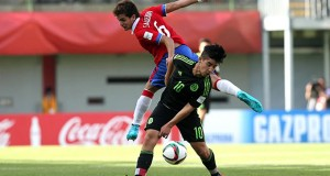 Chile vs Mexico