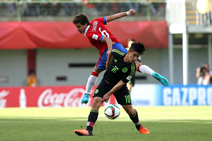 Chile vs Mexico