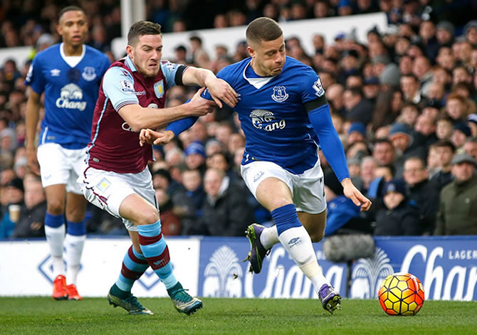 Everton vs Aston Villa 2