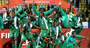 Nigeria Campeon Mundial Sub 17 Chile 2015