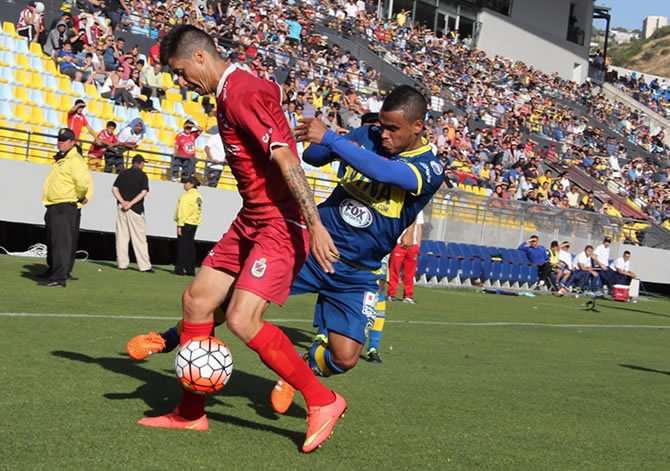 Everton vs La Serena 10