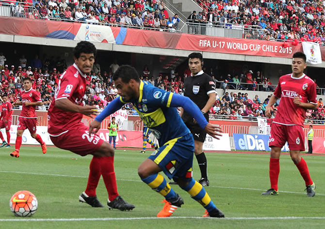 Everton vs La Serena 6