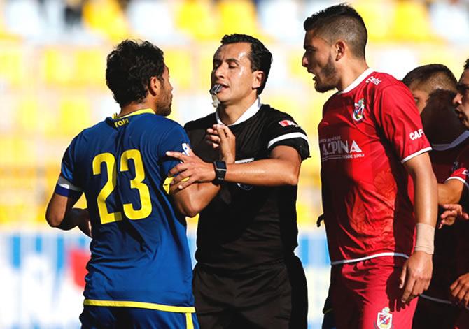 Fernando Saavedra Everton 3