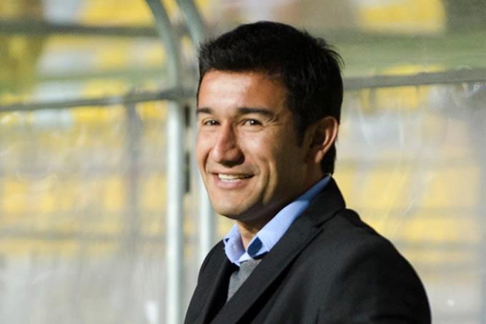 Victor Rivero Everton 16