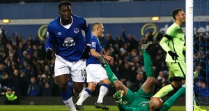 Everton vs Manchester City 4