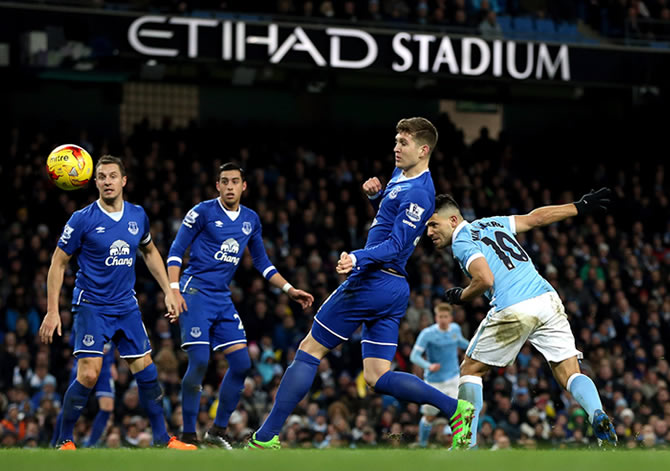 Everton vs Manchester City 7