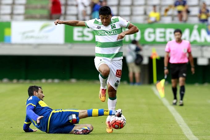 Everton vs Temuco 12