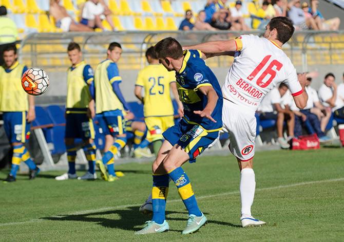 Everton vs Union Española 14