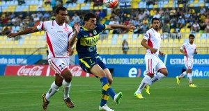 Everton vs Copiapo 9