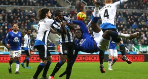 Everton vs Newcastle