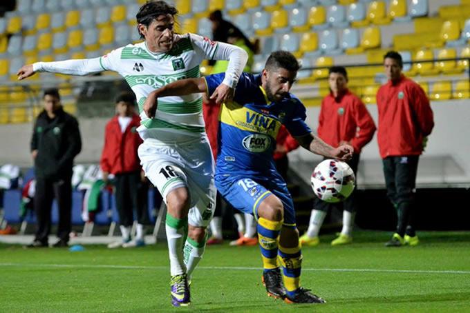 Everton vs Temuco 9