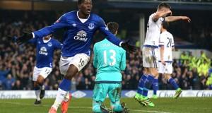 Romelu Lukaku Everton FC 4