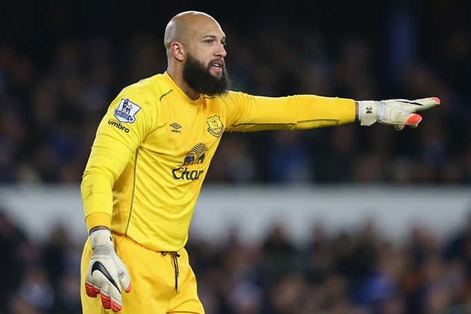 Tim Howard Everton 2