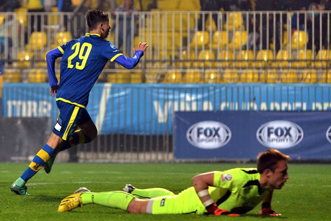 Pedro Sanchez Everton