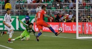 Chile vs Mexico 7-0