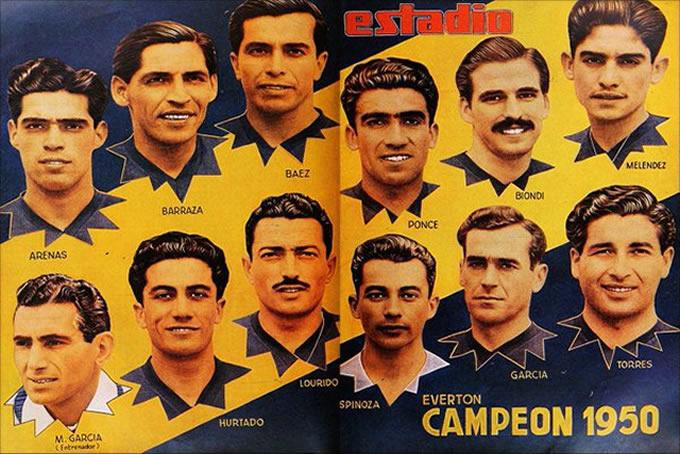 Everton 1950