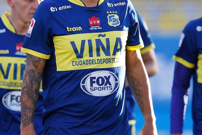Everton Camiseta 1