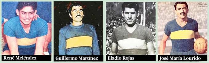 Historicos Everton