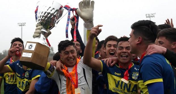Everton Sub 19 Campeón 2016