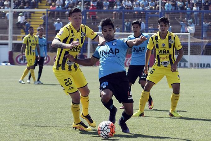 Everton vs Deportes Iquique 3